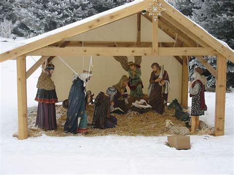 Wooden-Outdoor-Nativity-Scene-Plans