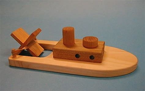 Wooden-Paddle-Boat-Plans