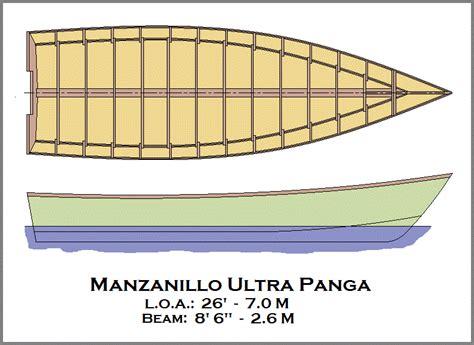 Wooden-Panga-Boat-Plans