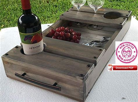 Wooden-Paper-Tray-Plans