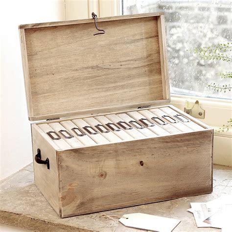 Wooden-Photo-Box-Storage