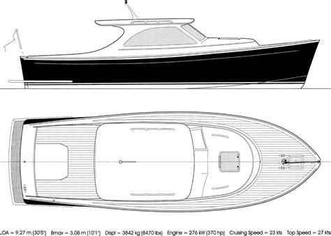 Wooden-Picnic-Boat-Plans