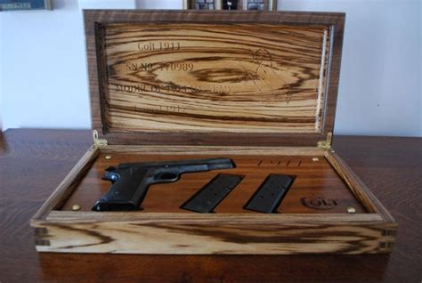 Wooden-Pistol-Case-Plans-Black-Walnut