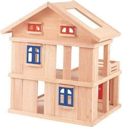 Wooden-Plan-Toys-Doll-House