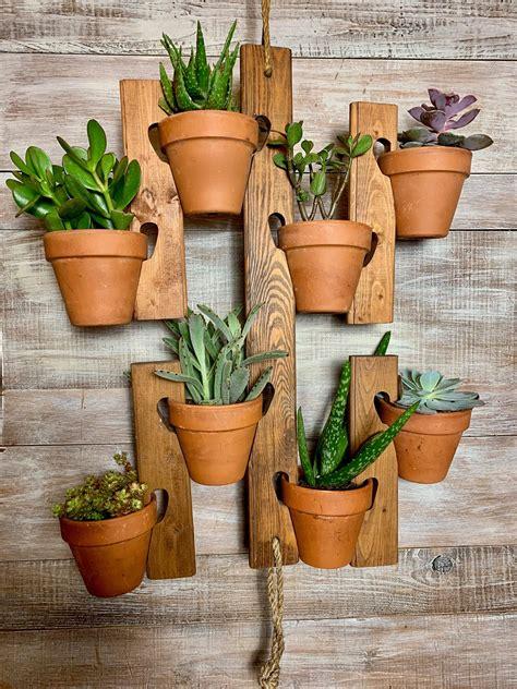 Wooden-Plant-Hangers-Plans