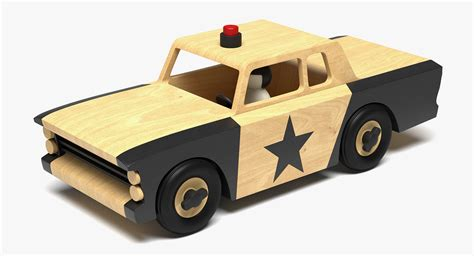 Wooden-Police-Car-Plans