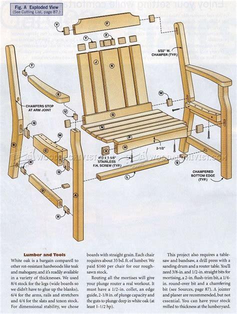Wooden-Porch-Chair-Plan