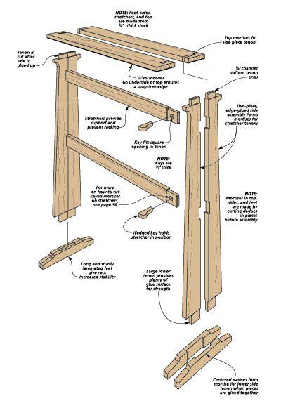 Wooden-Quilt-Rack-Plans