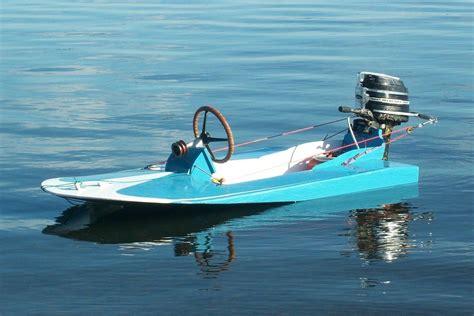 Wooden-Race-Boat-Plans