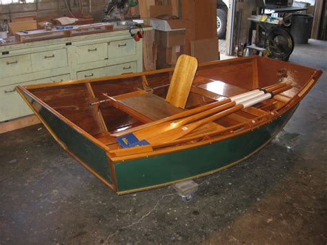 Wooden-River-Dory-Plans