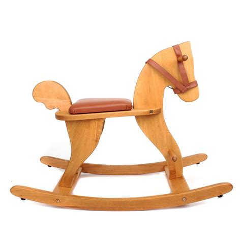 Wooden-Rocking-Horse-Projects