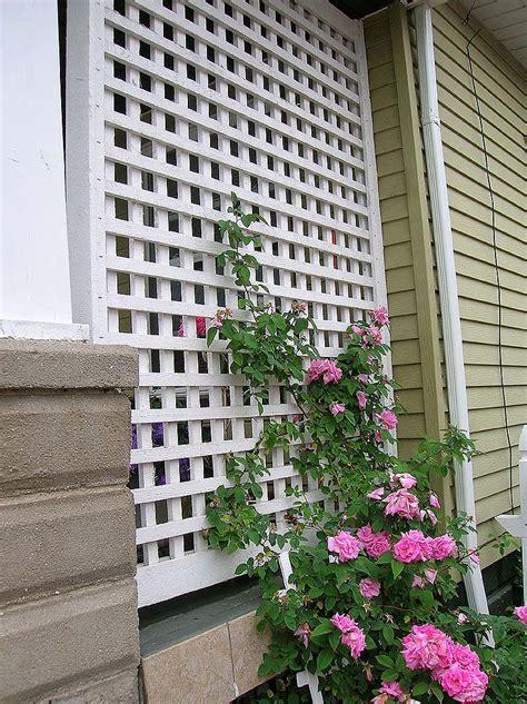 Wooden-Rose-Trellis-Plans