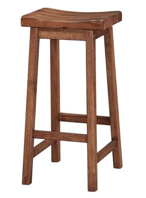 Wooden-Saddle-Stool-Plans