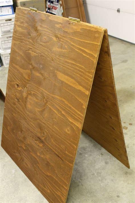 Wooden-Sandwich-Board-Plans