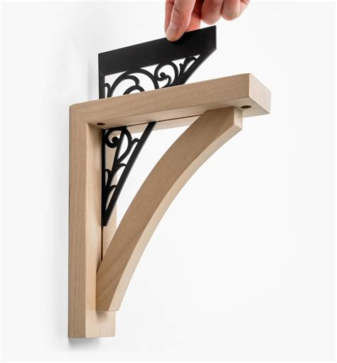 Wooden-Shelf-Bracket-Plans