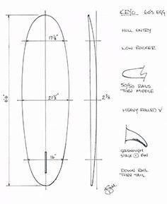 Wooden-Shortboard-Plans