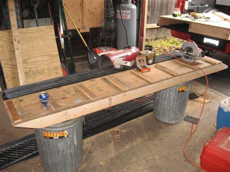 Wooden-Snowmobile-Ramp-Plans