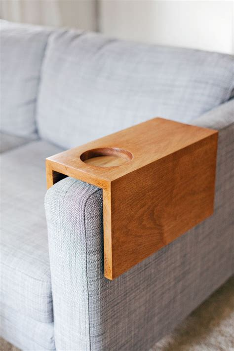 Wooden-Sofa-Sleeve-Cup-Holder-Plans