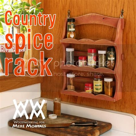 Wooden-Spice-Rack-Plans-Free