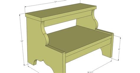 Wooden-Step-Stool-Plans-Free