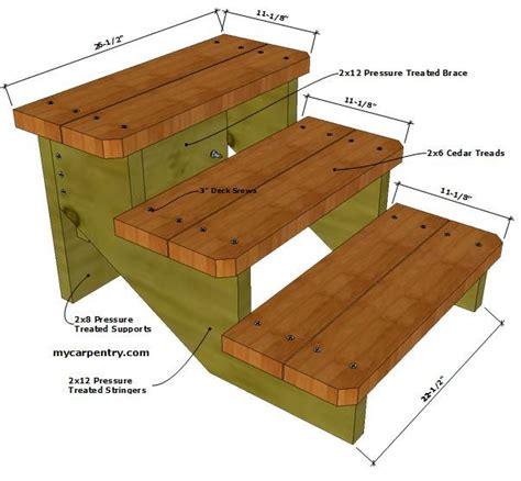 Wooden-Steps-Plans