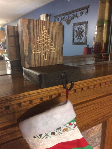 Wooden-Stocking-Stand