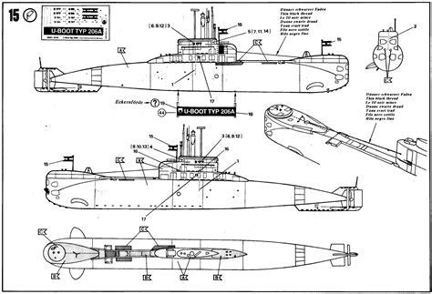 Wooden-Submarine-Model-Plans