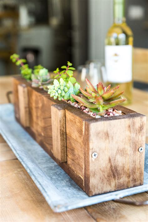Wooden-Succulent-Planter-Diy