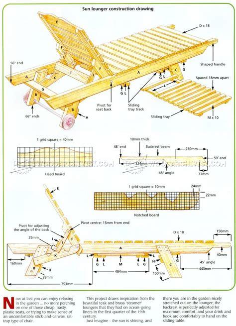 Wooden-Sun-Lounger-Plans