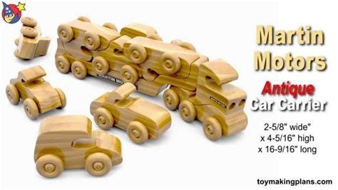 Wooden-Toy-Car-Carrier-Plans