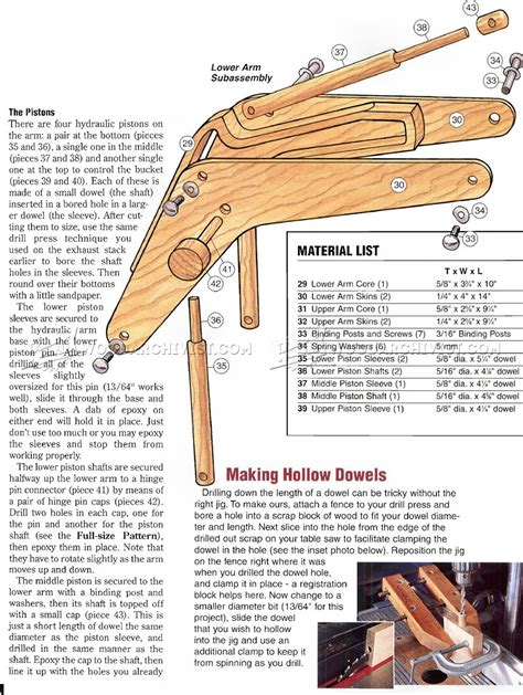 Wooden-Toy-Digger-Plans