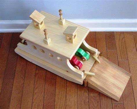 Wooden-Toy-Ferry-Boat-Plans