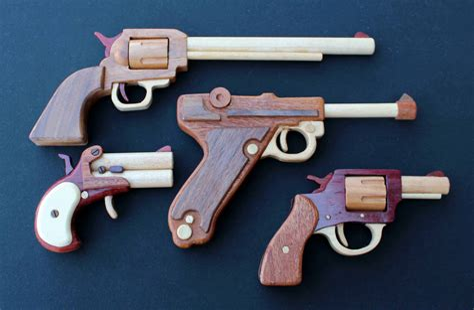 Wooden-Toy-Gun-Woodworking-Plans