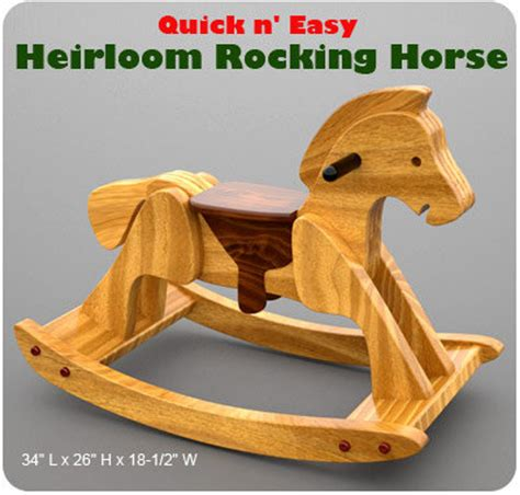 Wooden-Toy-Horse-Plans