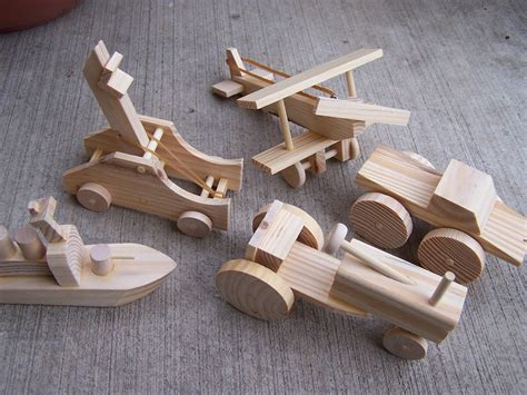 Wooden-Toy-Kits-Plans