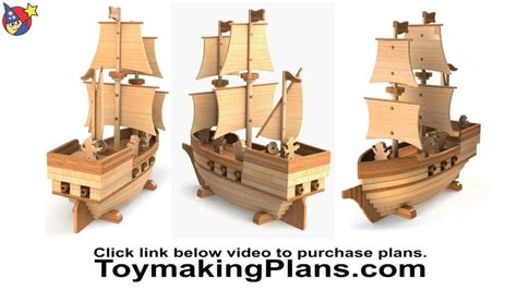 Wooden-Toy-Pirate-Ship-Plans