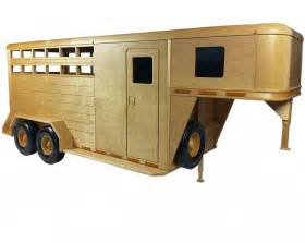 Wooden-Toy-Plans-Horse-Trailer