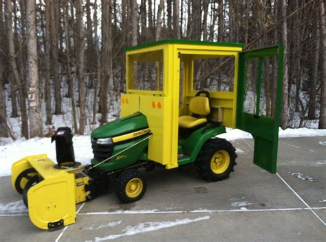 Wooden-Tractor-Cab-Plans