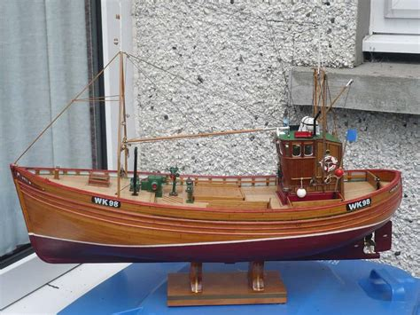 Wooden-Trawler-Plans