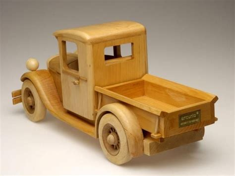 Wooden-Vehicle-Plans-Free