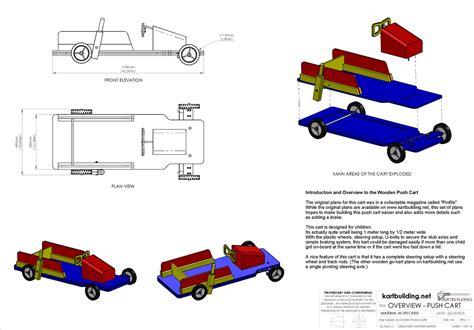 Wooden-Vendor-Push-Cart-Plans
