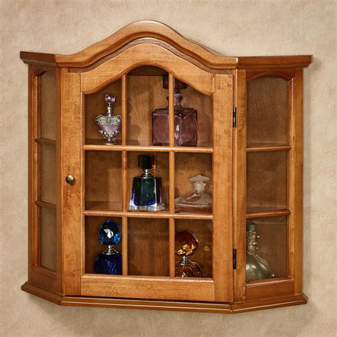 Wooden-Wall-Display-Cabinets