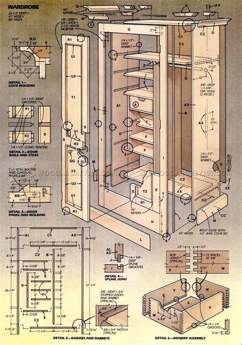 Wooden-Wardrobe-Plans