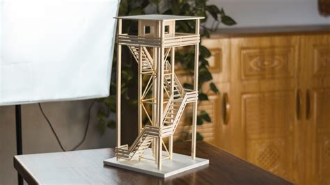 Wooden-Watch-Tower-Plans