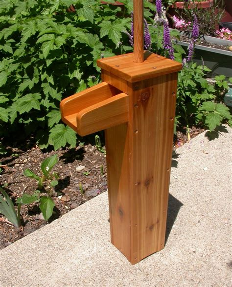 Wooden-Water-Pump-Plans