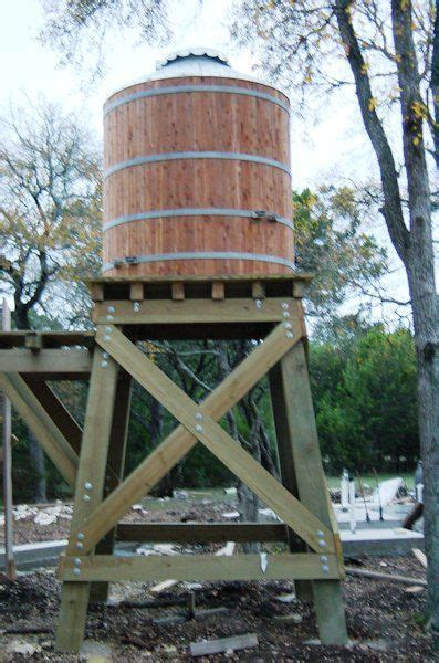 Wooden-Water-Tank-Stand-Plans