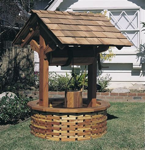 Wooden-Well-Cover-Plans