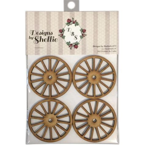 Wooden-Wheels-For-Craft-Projects
