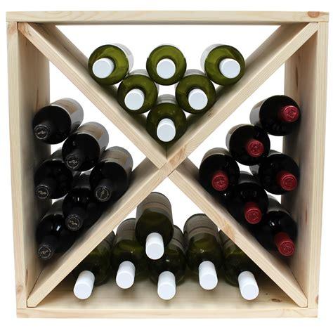 Wooden-Wine-Rack-Cube