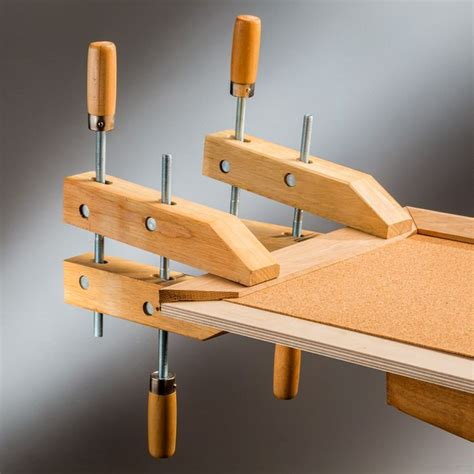 Wooden-Woodworking-Clamps